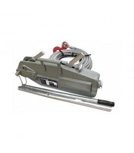 Troliu manual cu cablu, tirfor Unicraft USZ 3200