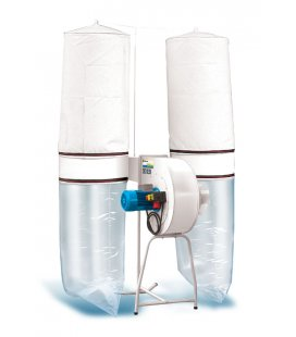 Exhaustor (aspirator rumegus) Nikmann SAM 2