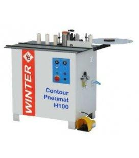 Masina stationara pentru aplicat cant Winter CONTOUR H-100 Pneumatic